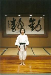 野田敏子先生 (2).jpg 神楽坂合気道クラブ